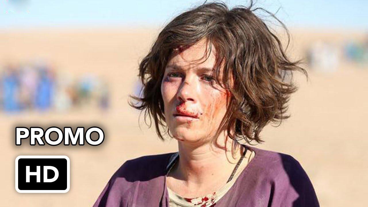 "Download American Odyssey 1x02 Promo ""Oscar Mike"" (HD)"