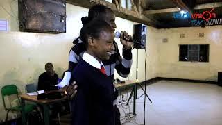 KATHIANI GIRLS SCHOOL - MC MELISSA PERFORMANCE