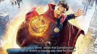 Doctor Strange 2 Rumor: Benedict Cumberbatch Getting Huge Pay Raise
