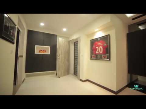 Interior Design Singapore | Modern contemporary home (3D innovations)