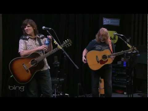 Indigo Girls - Interview (Bing Lounge)