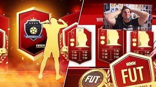 3x WALKOUT za ELITĘ oraz IKONĘ PRIME! Nagrody za Mistrzostwa FUT | FIFA 19