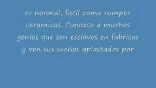 Nach - El Cuentacuentos (con letra)