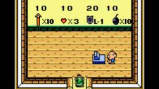 Link's Awakening - Stealing from the Shop