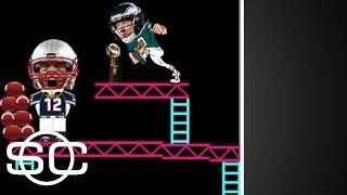 Nick Foles and Eagles take down 'Brady Kong' and Patriots in Super Bowl LII | SportsCenter | ESPN
