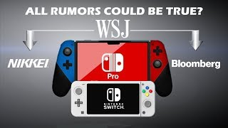 All Rumored Nintendo Switch Pro & Mini Info Makes Sense But How?
