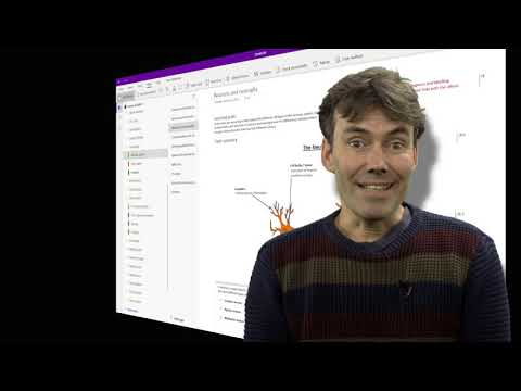 Microsoft OneNote Enables Sharing & Student Collaboration, Dr Cormac Flynn, GMIT