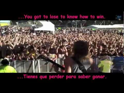 Bless The Fall - Dream On (Sub Español - Lyrics) By: blessthefall