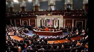 أخبار  عالمية - مجلس الشيوخ الأمريكي يقر تشريعاً يفرض عقوبات جديدة على #روسيا