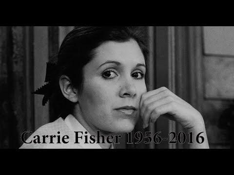 Carrie Fisher Tribute Moana Star Wars Disney
