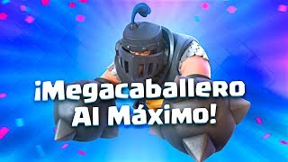 600,000 GEMS FOR THE MOST MEGACABALLERO!! -Clash Royale