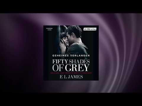 Grey: Fifty Shades of Grey von Christian selbst erzählt YouTube Hörbuch Trailer auf Deutsch