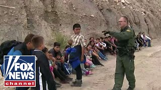 Border patrol reveals staggering apprehension numbers