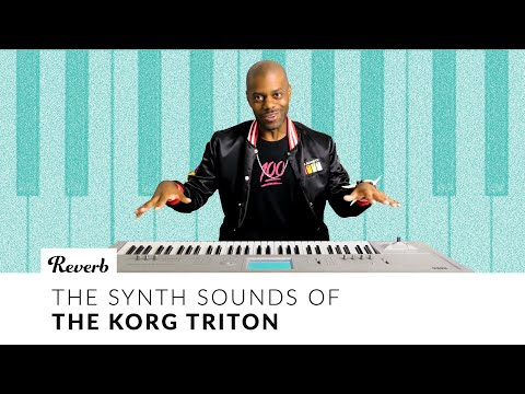 Ep25: Synth Sounds Of...The Korg Triton: The Sound of '00s Radio Hits!