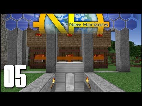 Steam Factory - GregTech New Horizons 05