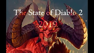 The State of Diablo 2 in 2019