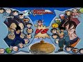 Dragon Ball Z: Infinite World Opening and All Characters [PS2]