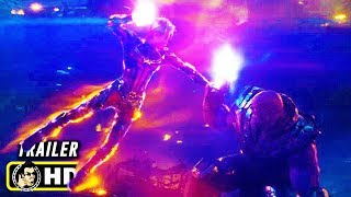 AVENGERS: ENDGAME (2019) Captain Marvel Vs. Thanos TV Spot [HD]