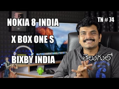 technews # 74 Nokia 8 india,Xbox One S,HTC U11 Plus,Micromax Selfie 3,Moto X4 Project fi etc