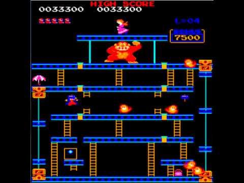 Donkey Kong Remix 206K