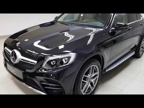 Mercedes GLC Coupe - GTECHNIQ CRYSTAL SERUM ULTRA - CAR STYLING
