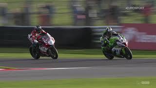 2018 Bennetts British Superbike Championship, Round 10, Oulton Park, Race 2
