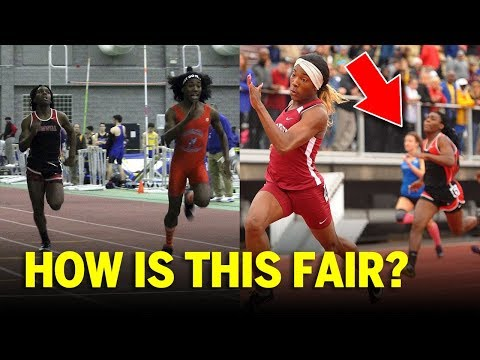 Trans Women Dominate Track and Field And NOBODY Was Shocked!