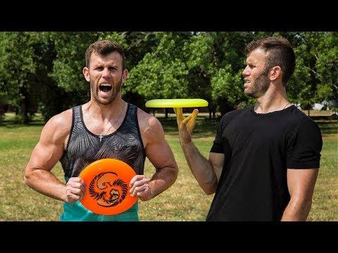 Dueling Frisbee Battle | Brodie Smith vs. Tom Brodie