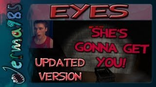 EYES: She