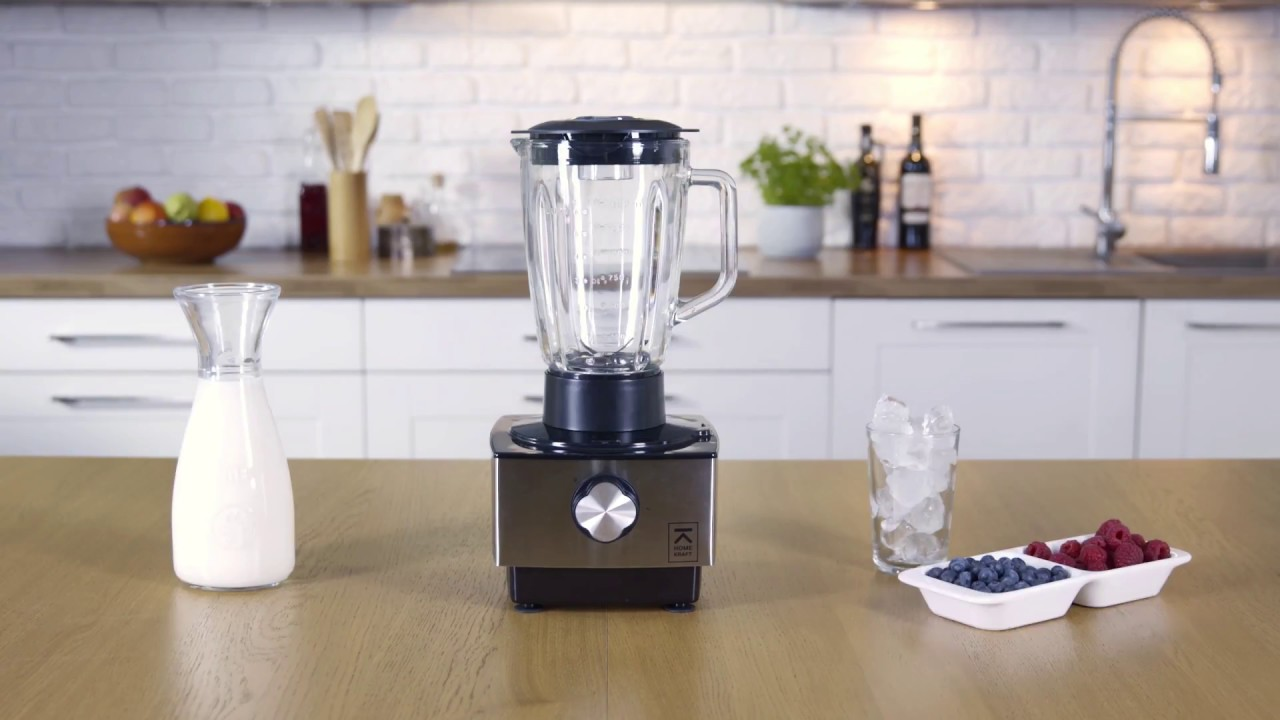 Homekraft Robot De Cuisine Ferro Youtube