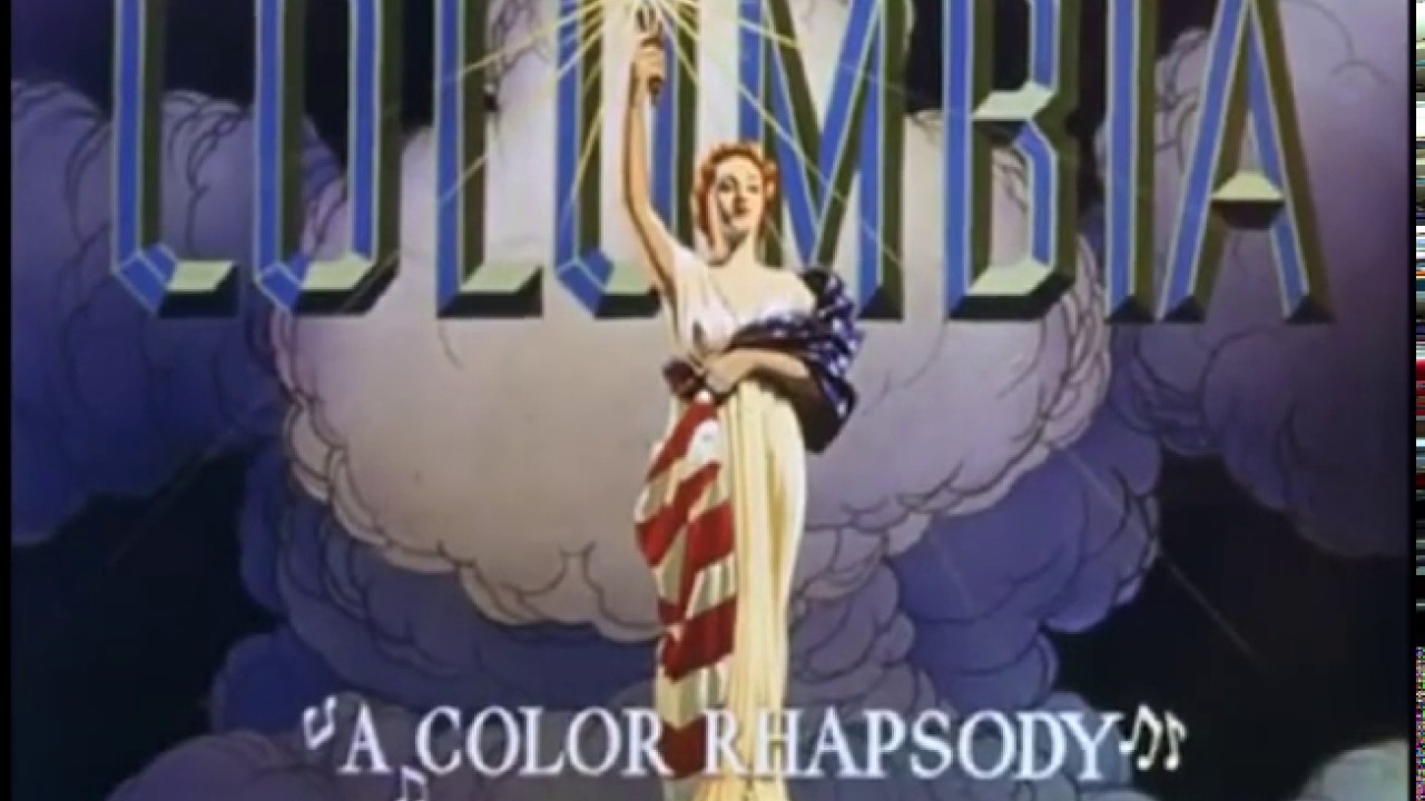 Columbia Color Rhapsody Sony Pictures Television