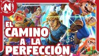 Super Smash Bros Ultimate: El SUEÑO Nintendero hecho REALIDAD