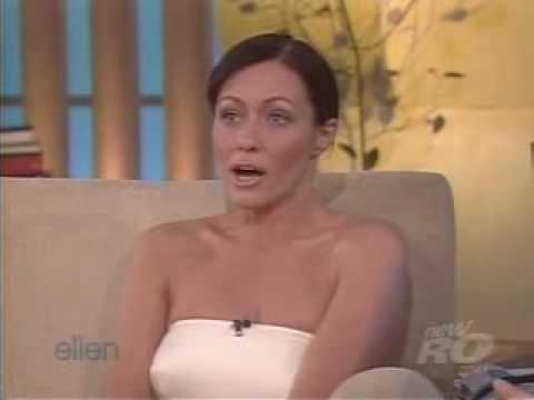 Shannen Doherty on Ellen Degeneres (2004)
