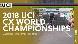 2018 UCI Cyclo-cross World Championships - Valkenburg-Limburg (NED) / Men Elite