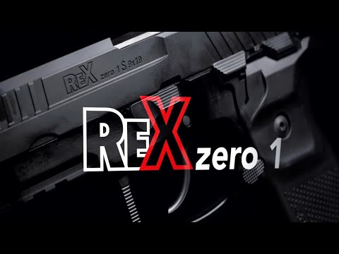 Rex Zero 1   Made by Arex