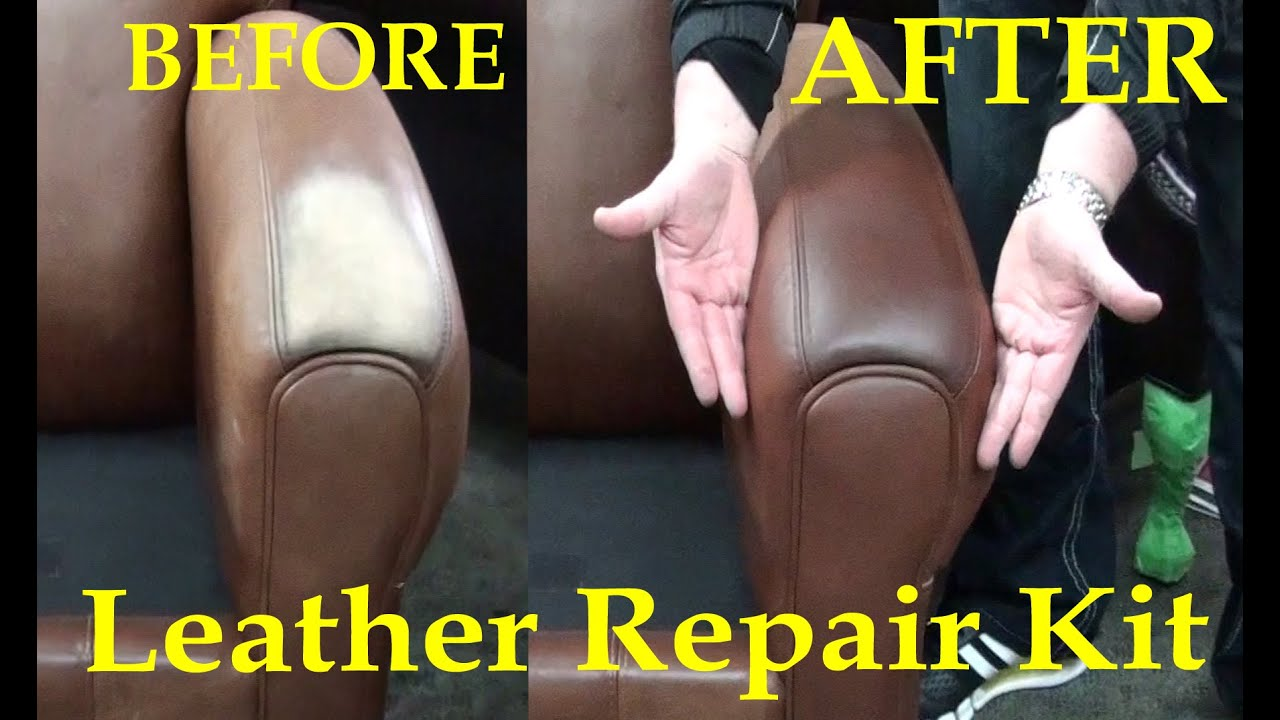 Leather Couch Repair Kit 100 Carpet Dye