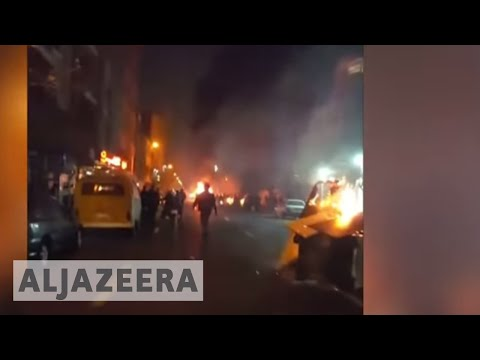 Iran: Government warns protesters if they don't stop 🇮🇷