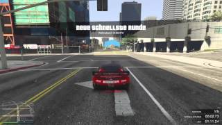GTA 5 Online | Der Windschatten-GP | Dinka Jester RC [HD]