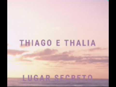 Gabriela rocha - lugar secreto (cover Thalia e thiago)