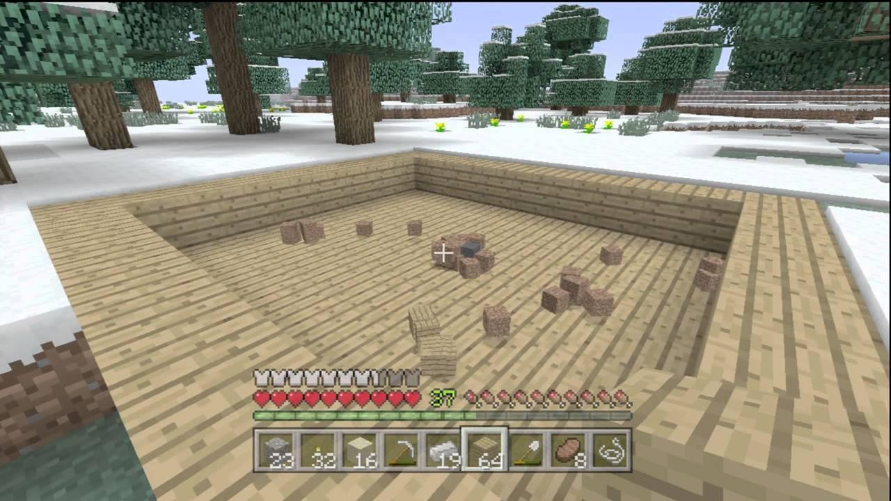 Minecraft xbox 360 cow farm 57 youtube minecraft xbox 360 cow farm 57 ccuart Choice Image