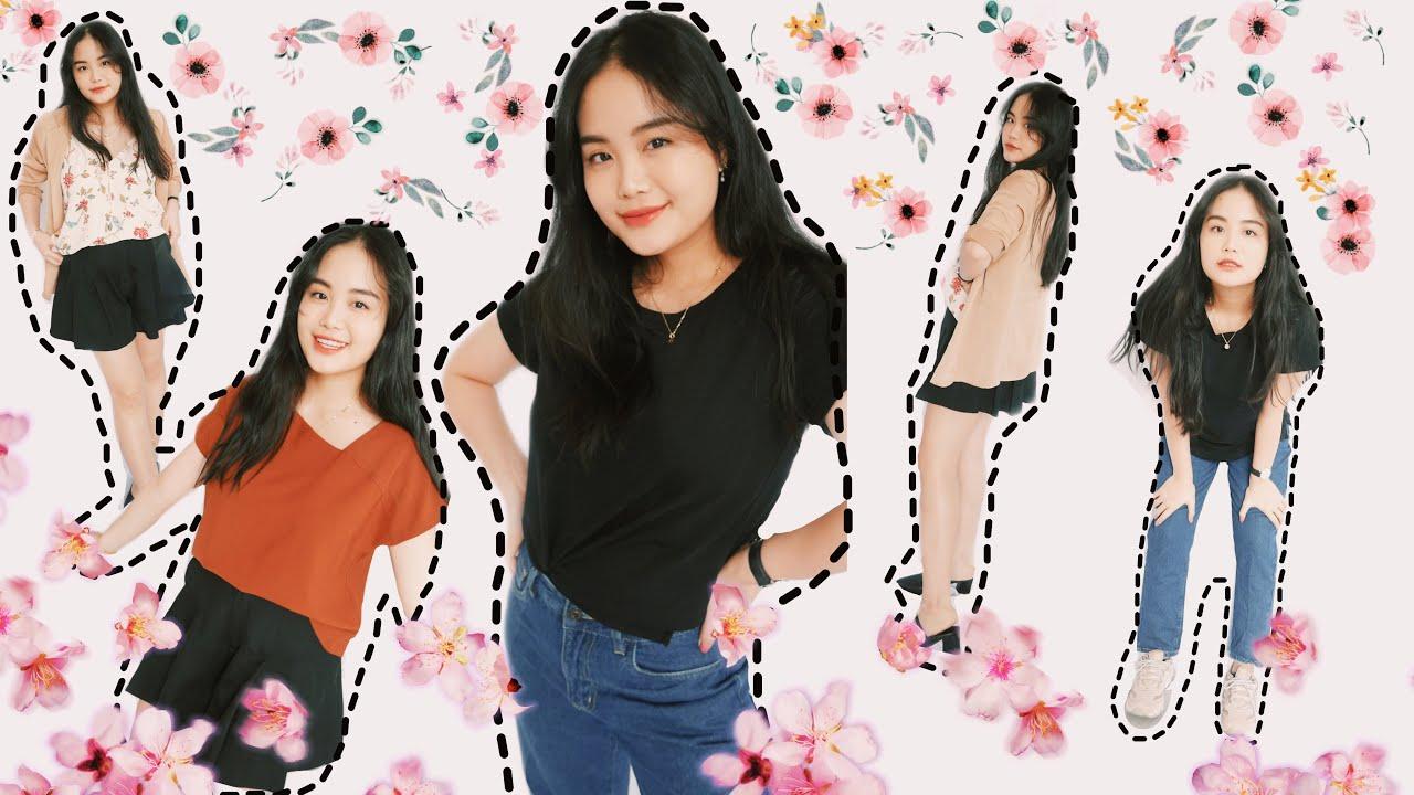 #BTS ep.5 - Tips mặc đồ xinh đi học cho nàng béoooooo | LAN ANH ♡