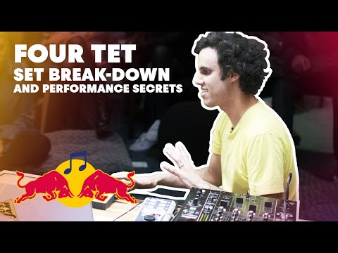 Studio Science: Four Tet on his live set-up | Red Bull Music Academy