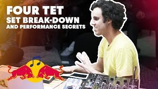 Four Tet on his live set-up | Red Bull Music Academy