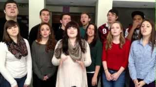 """Stonehill Surround Sound Performs """"Somebody to Love"""" by Queen"""
