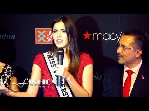 macys' miss universe   HIV AIDS  event,  Fashion Avenue News 2