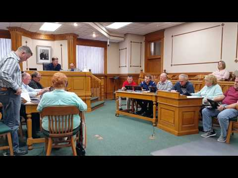 Coles Co Board Meeting 5 9 2017