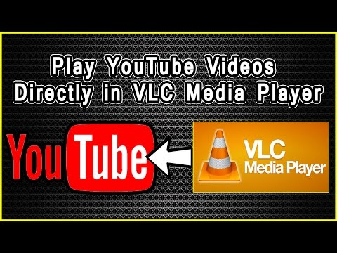 ✔ How to Play youtube videos in VLC media player 2016