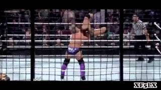 Repeat youtube video WWE Elimination Chamber 2013 Highlights