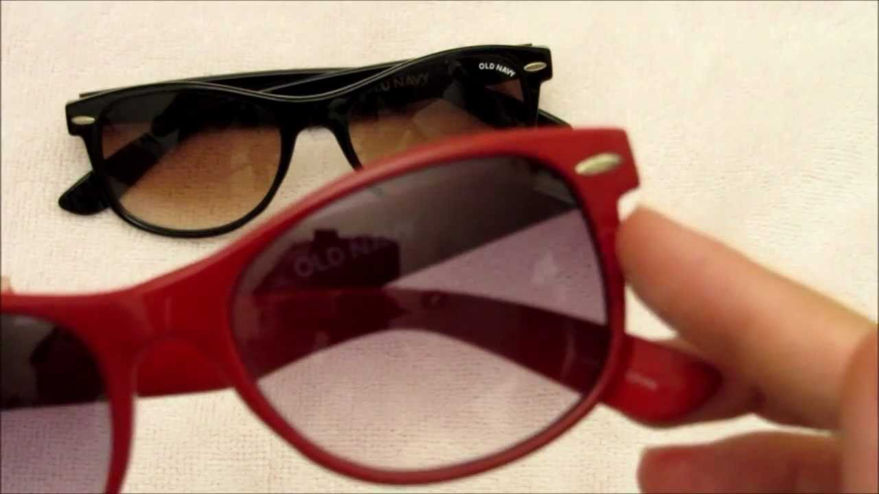 9414b215a2 DIY  How to Remove Printed Decals From Lenses! - YouTube