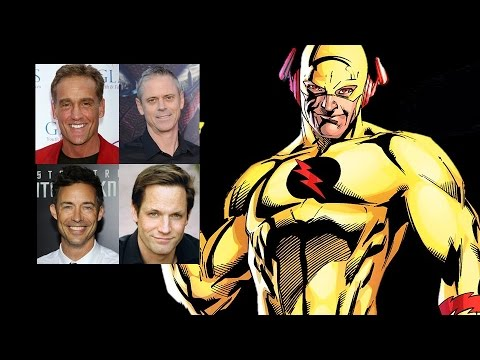 Comparing The Voices  The Reverse Flash